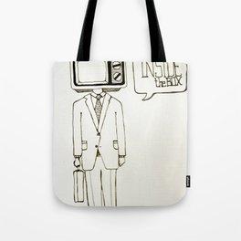think Tote Bag