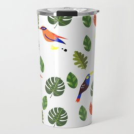 Springtime - First Birds of Spring Travel Mug