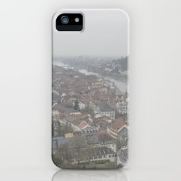 Heidelberg Mist iPhone Case