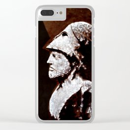 PERICLES Clear iPhone Case