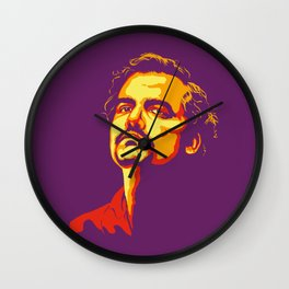 The Narco | Pablo Escobar Wall Clock
