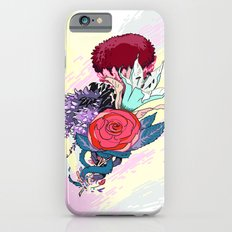 Chrysanth Wisteria & Lily - & Rose  Slim Case iPhone 6s