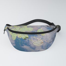 Looking Down or Looking Up Fanny Pack