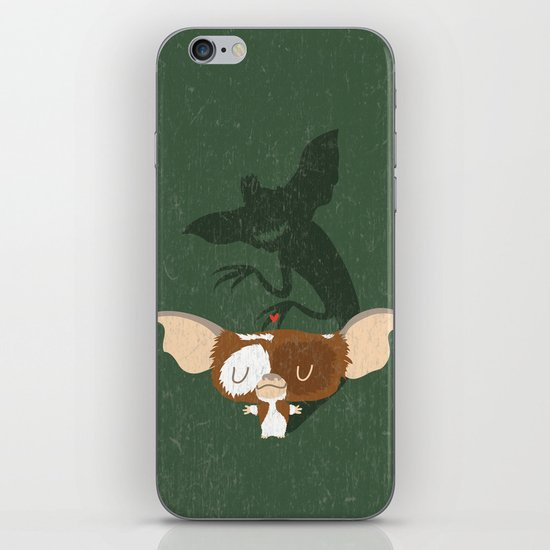 Mogwai iPhone & iPod Skin