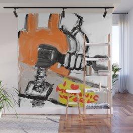I love mechanic work Wall Mural