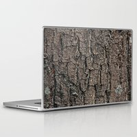 wooden Laptop & iPad Skins featuring wooden by ensemble creative