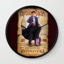 Captain Jack's Original Hypervodka Wall Clock