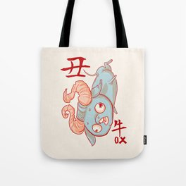 Year of the Ox Tote Bag
