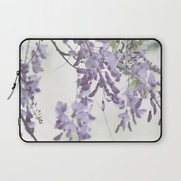 Wisteria Lavender Laptop Sleeve