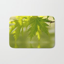 Foliage 178 Bath Mat