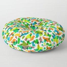 Mid Century Modern Terrazzo Floor Pillow