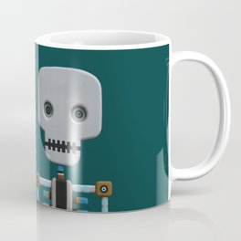 The athlete Coffee Mug