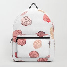 Coral shells Backpack