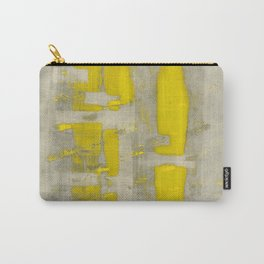 Stasis Gray & Gold 4 Carry-All Pouch