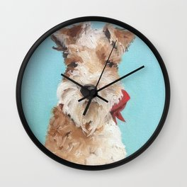 Pip Wall Clock