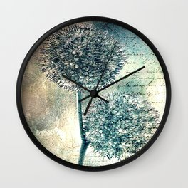 My True Love Wall Clock