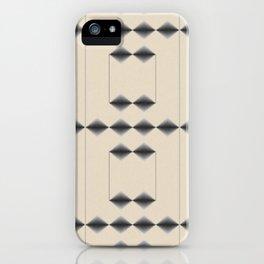 Diamond Stripes iPhone Case
