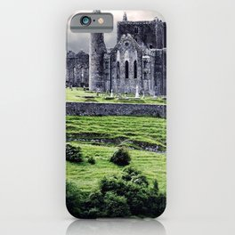 World Popular Historic The Rock Of Cashel Castle County Tipperary Ireland Europe Ultra HD iPhone Case