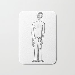 Riendo Salads Issue 2 Need for Speed Bath Mat