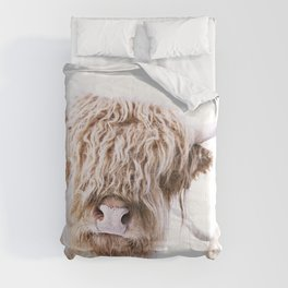 HIGHLAND CATTLE LULU Comforters