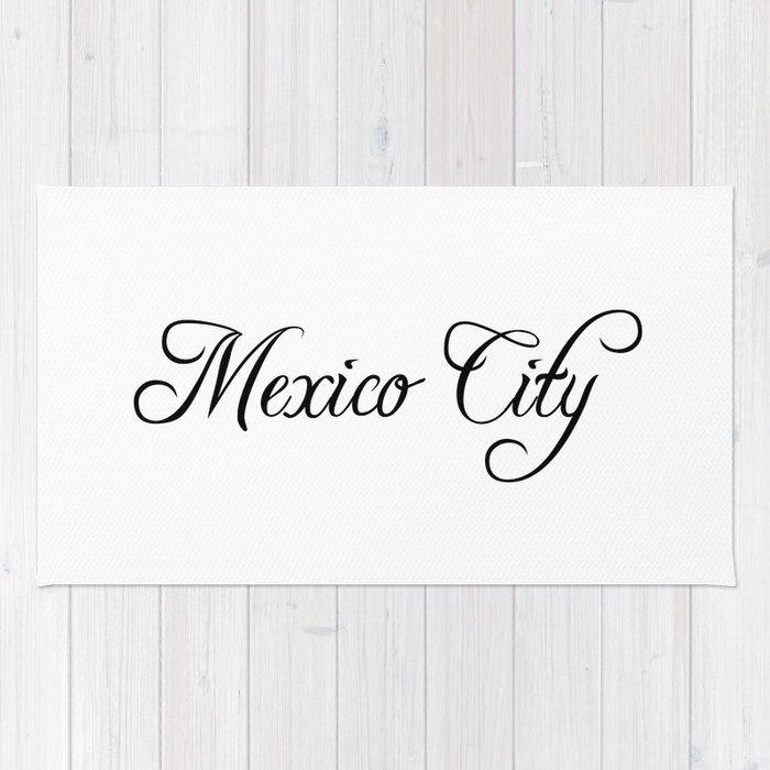 Mexico City Rug