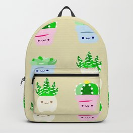 succulent 1 Backpack