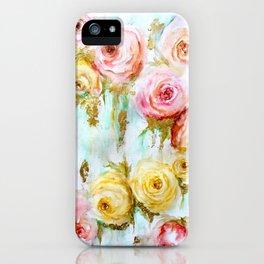 Lucia iPhone Case