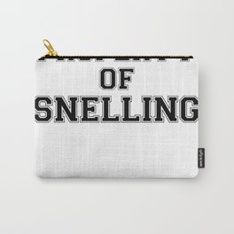 Property of SNELLING Carry-All Pouch