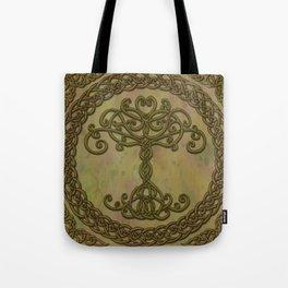 Celtic Tree of Life I Tote Bag