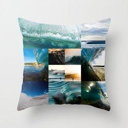 Mashup 24615 Throw Pillow