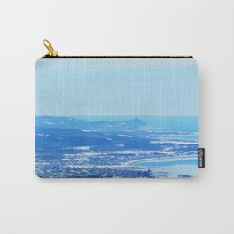 Coastal Villages and Windmills Carry-All Pouch