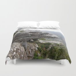 Jaws of Death Duvet Cover