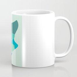 Blue Symm Coffee Mug
