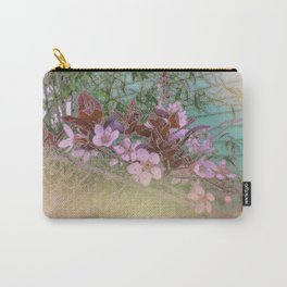 Blossoms Green House Carry-All Pouch