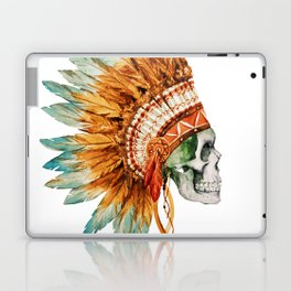 Skull 03 Laptop & iPad Skin