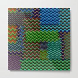 ColorClub 18 Metal Print