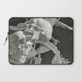 Skullflower Two Laptop Sleeve