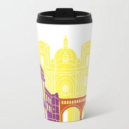 Cuenca EC skyline pop Travel Mug