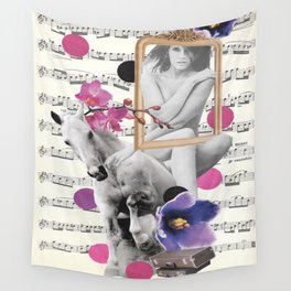 Escape your fears Wall Tapestry