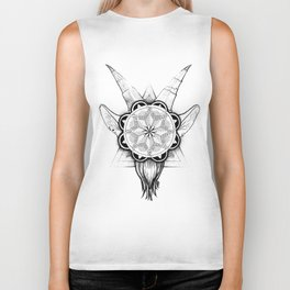 Devil In The Mourning Biker Tank