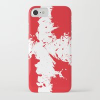 denmark iPhone & iPod Cases featuring in to the sky, Denmark  by seb mcnulty