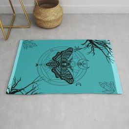 Witch Craft Cold Rug