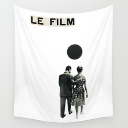 Le Film Wall Tapestry
