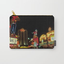 Las Vegas Nevada Carry-All Pouch