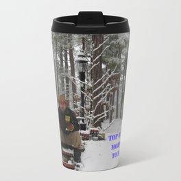 Top o' the Mornin' to you Travel Mug