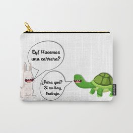 graphic humor 1 Carry-All Pouch