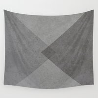 stone Wall Tapestries featuring Stone by Alexander Studios