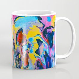 Sunset Oil Coffee Mug