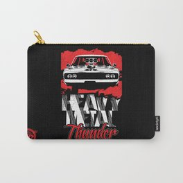 Heavy Metal Thunder Carry-All Pouch