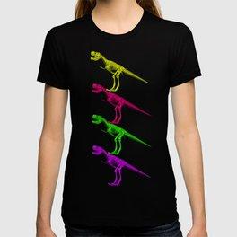 T-Rex Bones T-shirt